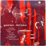 Great Jazz - Chet Baker