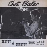 Sextet & Quartet Vol. 18 - Chet Baker