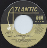 Le Freak / I Want Your Love - Chic