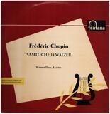 Sämtliche 14 Walzer - Chopin