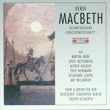 Macbeth (Mödl, Metternich, Hülgert, Herrmann) - Verdi