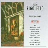 Rigoletto (Schock, Metternich, Streich) - Verdi