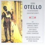 Otello (Martinelli, Tibbett, De Paolis) - Verdi