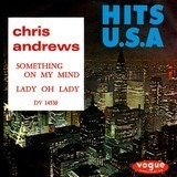 Something On My Mind / Lady Oh Lady - Chris Andrews