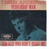 Yesterday Man - Chris Andrews