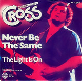 Never Be The Same - Christopher Cross