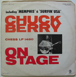 Chuck Berry on Stage - Chuck Berry