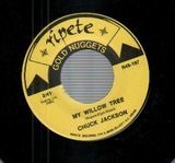 My Willow Tree / (Down At) Papa Joe's - Chuck Jackson / Dixie Belles