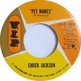 Pet Names - Chuck Jackson
