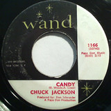 Shame On Me / Candy - Chuck Jackson