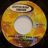 Since I Don't Have You - Chuck Jackson