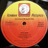 Strokin' / Watch Where You Stroke - Clarence Carter / Gary B.B. Coleman