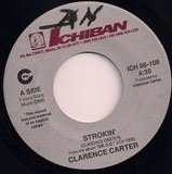 Strokin' / Love Me With A Feeling - Clarence Carter