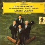 Streichquartette · String Quartets - Claude Debussy · Maurice Ravel - Lasalle Quartet