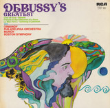 Debussy's Greatest - Claude Debussy