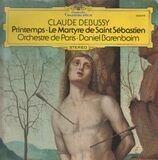 Printemps · Le Martyre De Saint Sébastien (Barenboim) - Debussy
