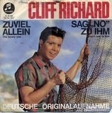 Sag' 'No' Zu Ihm / Zuviel Allein - Cliff Richard & The Shadows Und Das Botho-Lucas-Quartett