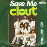 Save Me / Ms. America - Clout
