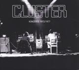 Konzerte 1972/1977 - Cluster