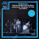 The Big Sound Of Coleman Hawkins And Chu Berry - Coleman Hawkins And Leon 'Chu' Berry