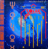 The Solar System - Collage * Midnight Star * Shalamar * The Whispers