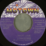 Sweet Love / Better Never Than Forever - Commodores