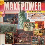 Maxi Power - N.Y. Disco Giants - Communards, Tina Turner, Elton John, Bananarama a.o.