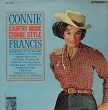 Country Music Connie Style - Connie Francis