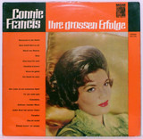 Ihre Grossen Erfolge - Connie Francis