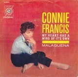 My Heart Has A Mind Of Its Own - Connie Francis