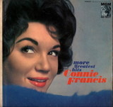 More Greatest Hits - Connie Francis