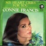 My Heart Cries for You - Connie Francis