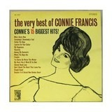 The Very Best Of Connie Francis (Connie's 15 Biggest Hits) - Connie Francis