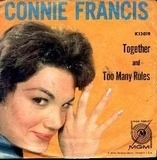 Together / Too Many Rules - Connie Francis