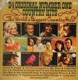 24 Original Number One Country Hits - Dolly Parton, Porter Wagoner,..