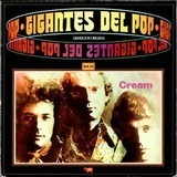 Cream - Gigantes Del Pop Vol. 23 - Cream