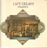 Live Cream Volume II - Cream