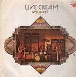 Live Cream Volume II - Cream
