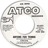 Anyone For Tennis - Cream