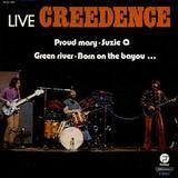 Live Creedence - Creedence Clearwater Revival