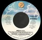 Medley U.S.A. / Bad Moon Rising - Creedence Clearwater Revival