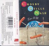 Live It Up - Crosby, Stills & Nash
