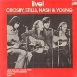 Live! - Crosby, Stills, Nash & Young