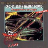 Songwriters On Stage - Crosby, Stills, Nash & Young