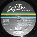 Dancin' / Love Me - Crown Heights Affair