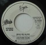 Miss Me Blind - Culture Club