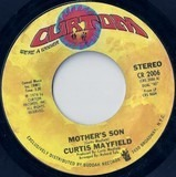 Mother's Son / Love Me (Right In The Pocket) - Curtis Mayfield