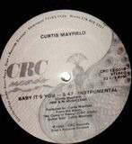 Baby It's You - Curtis Mayfield