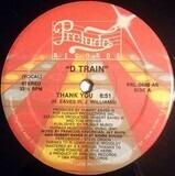 Thank You - D-Train