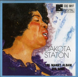Dakota Staton - Dakota Staton , Manny Albam Big Band